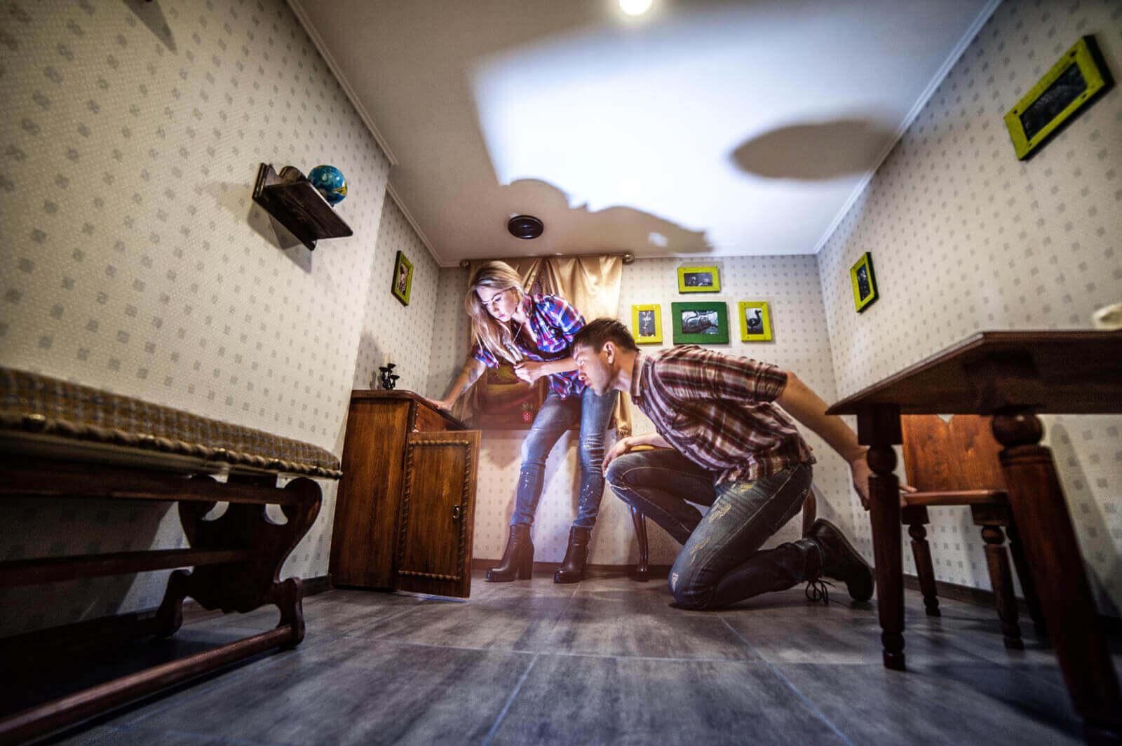 2 Фото квест комнаты Алиса в стране Чудес в городе Николаев