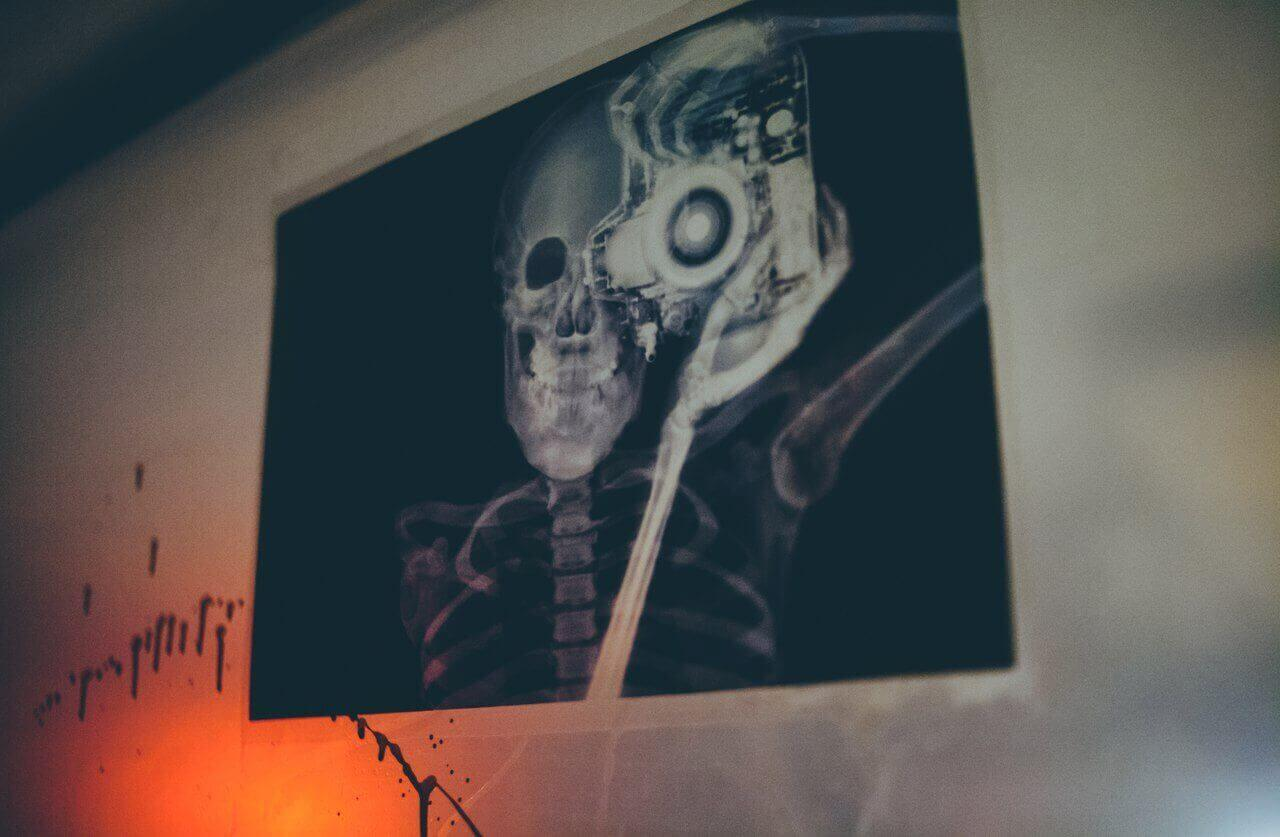 3 Фото квест комнаты Протеже Франка в городе Днепр