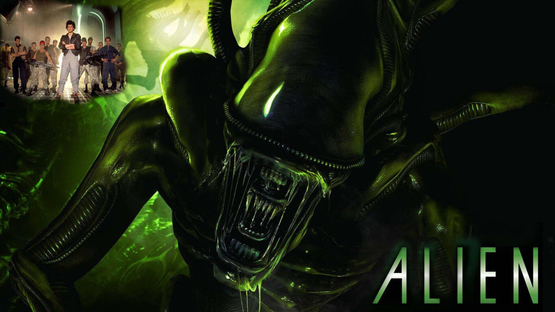 1 Фото квест комнаты Alien в городе Киев