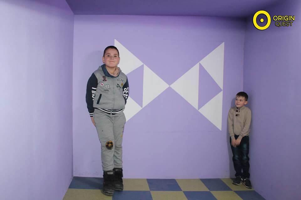 1 Фото квест комнаты Музей экспериментов в городе Запорожье