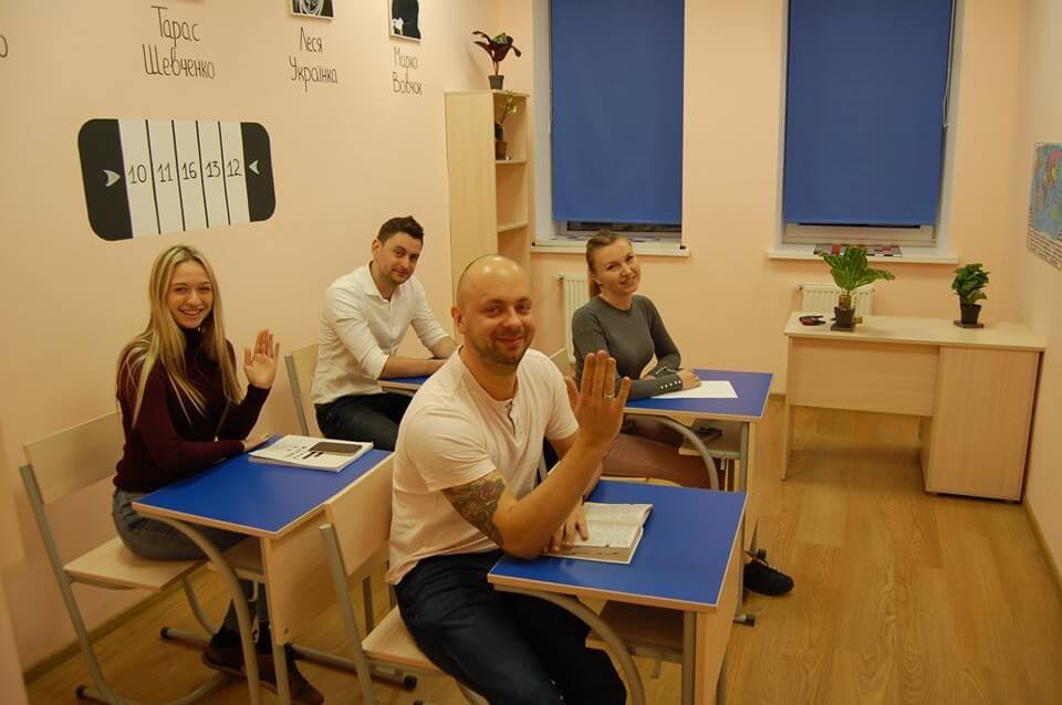 1 Photo quest room School in the city Lviv