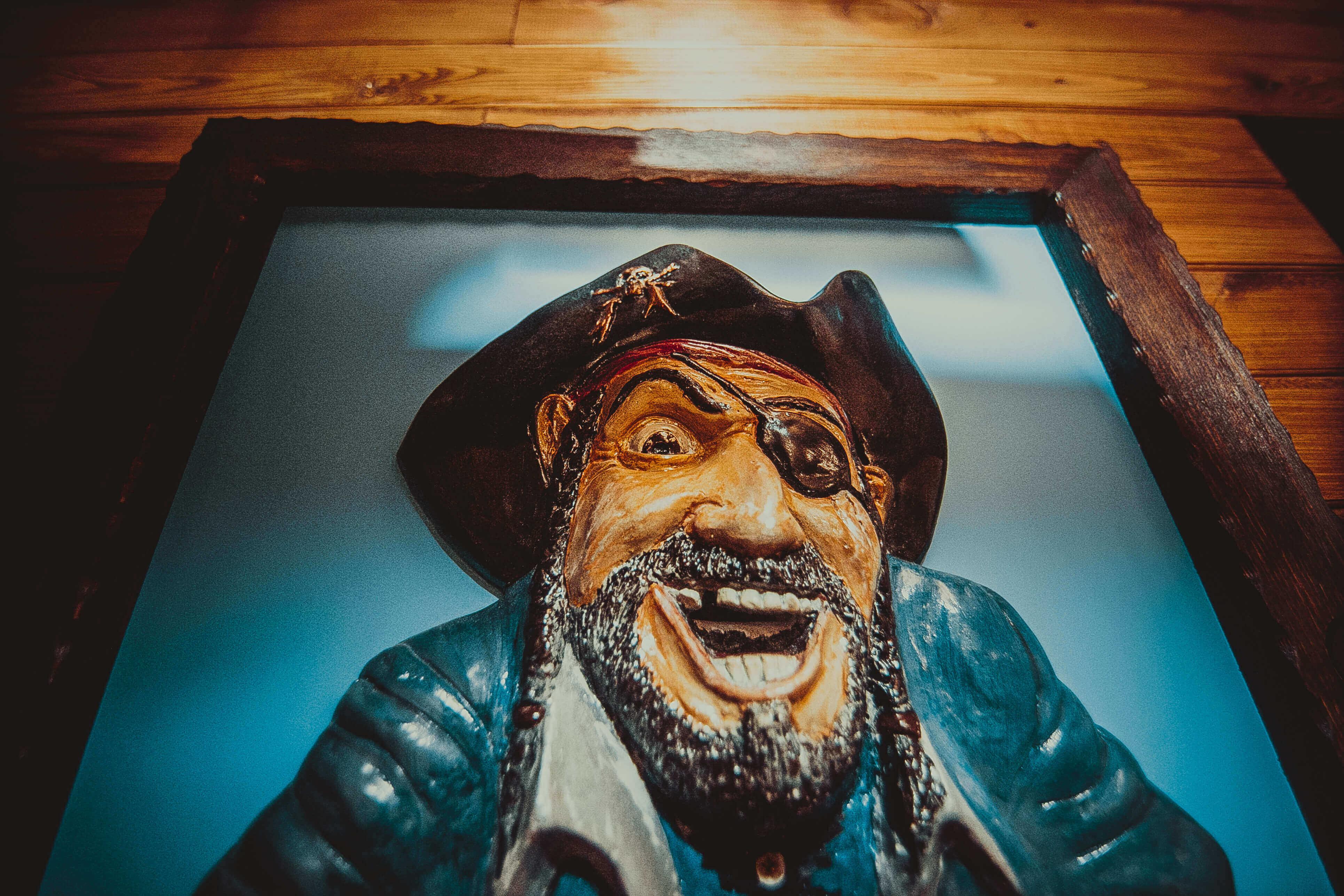 3 Фото квест комнаты Пиратское золото в городе Днепр