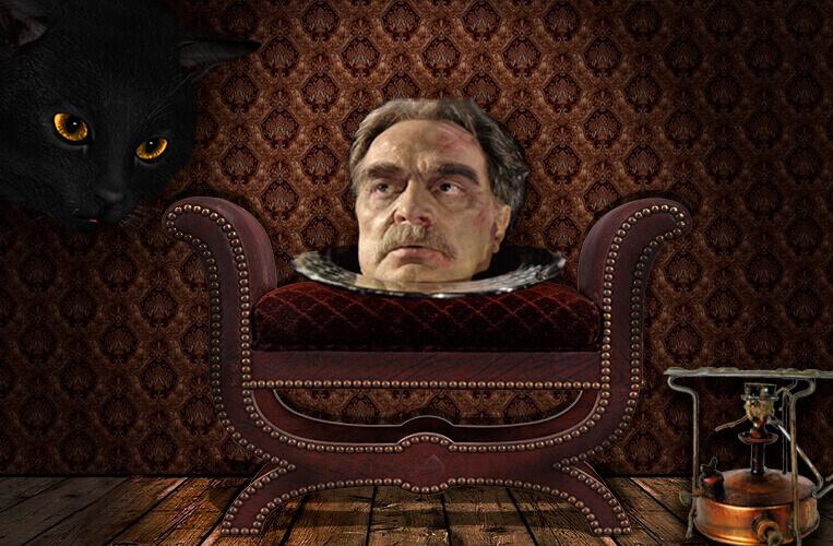 1 Фото квест кімнати Голова Берліоза в місті Одеса