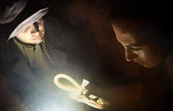 1 Фото квест комнаты Гробница Фараона в городе Полтава