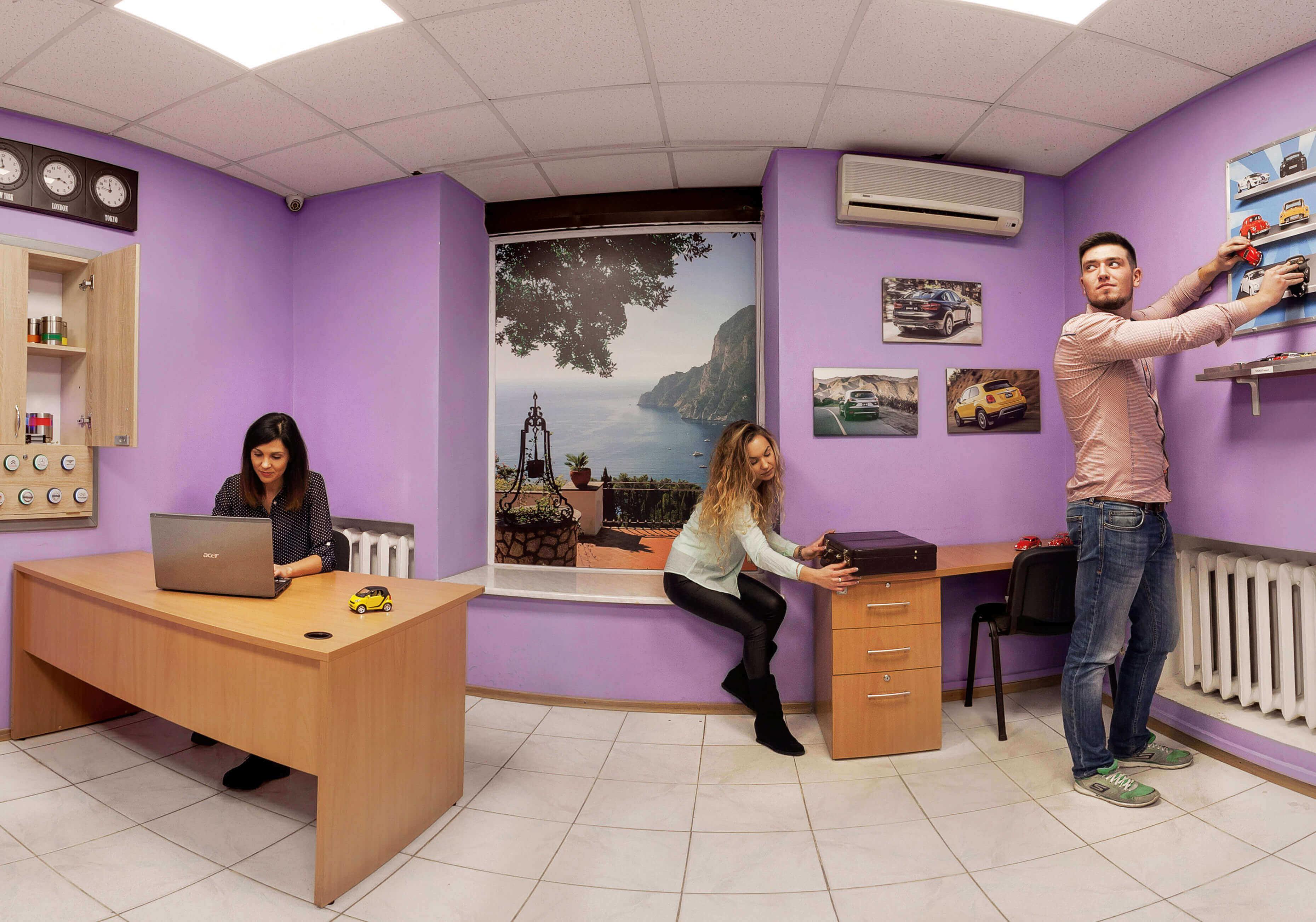 1 Фото квест комнаты Smart room в городе Одесса