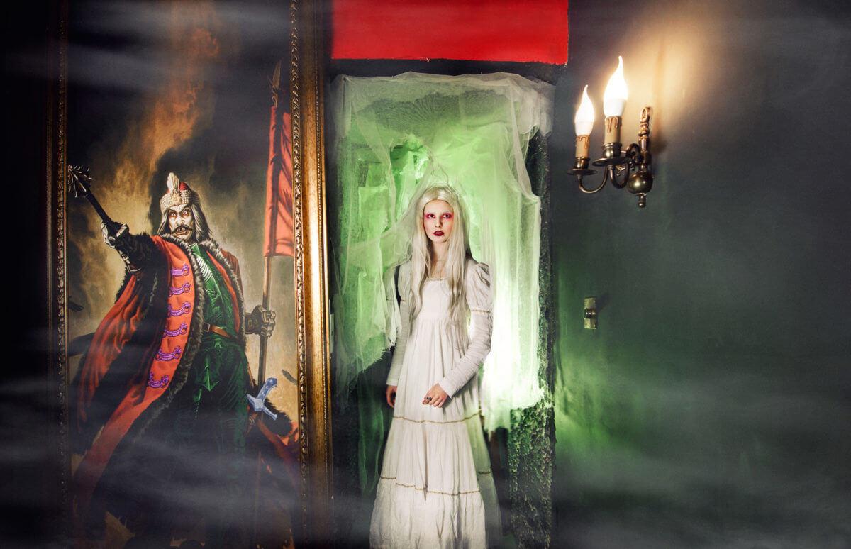 1 Фото квест кімнати В'язні Дракули в місті Львів