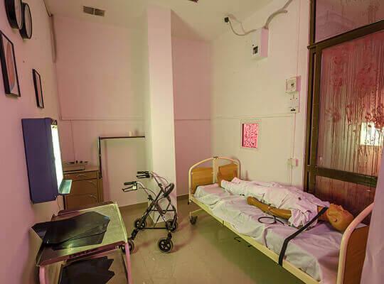 1 Фото квест кімнати Психіатричне відділення в місті Львів