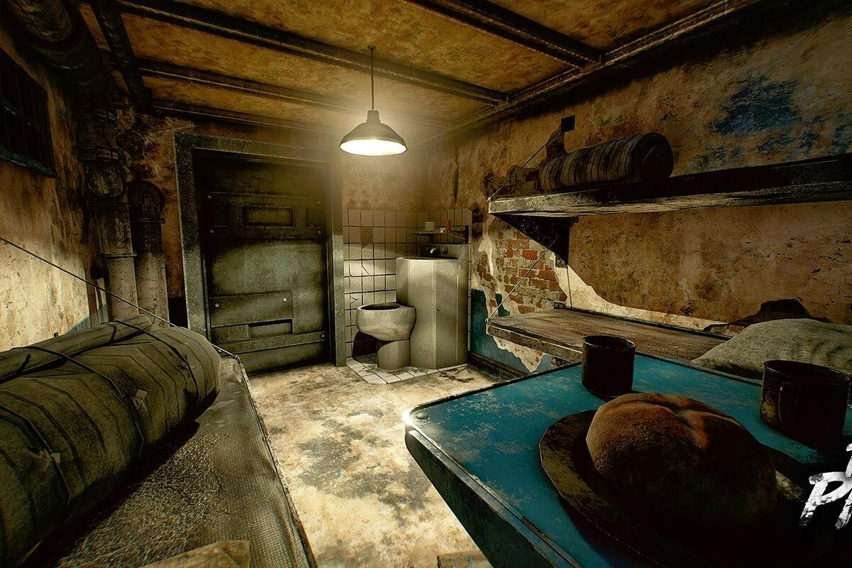 1 Фото квест комнаты Побег из тюрмы в городе Львов