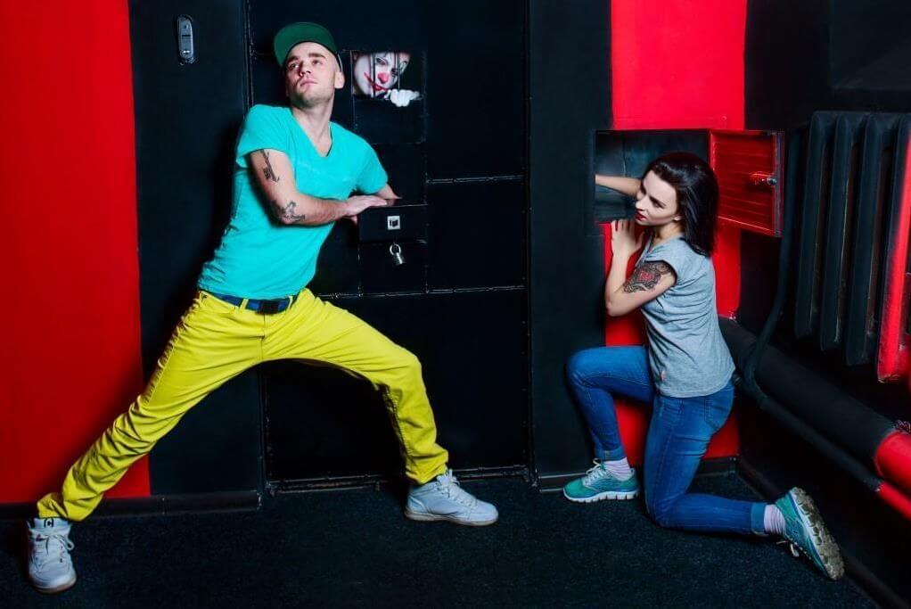 2 Фото квест кімнати Заручники гри в місті Одеса