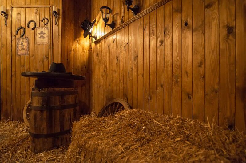 2 Фото квест комнаты Дикий запад в городе Киев