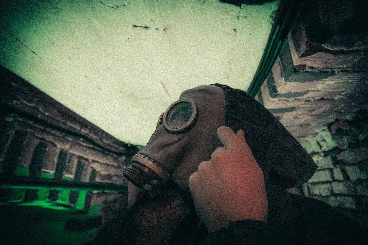 1 Фото квест кімнати Таємне сховище в місті Дніпро