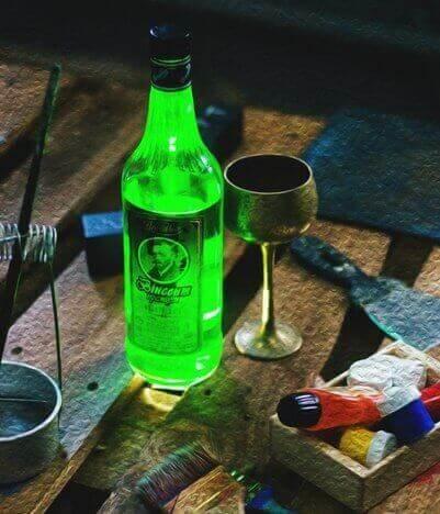 1 Фото квест комнаты Мастерская безумного художника в городе Сумы