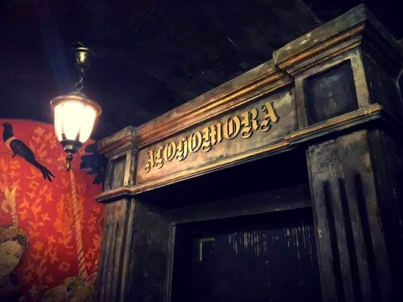 2 Фото квест комнаты Гарри Поттер и Дары Смерти в городе Киев