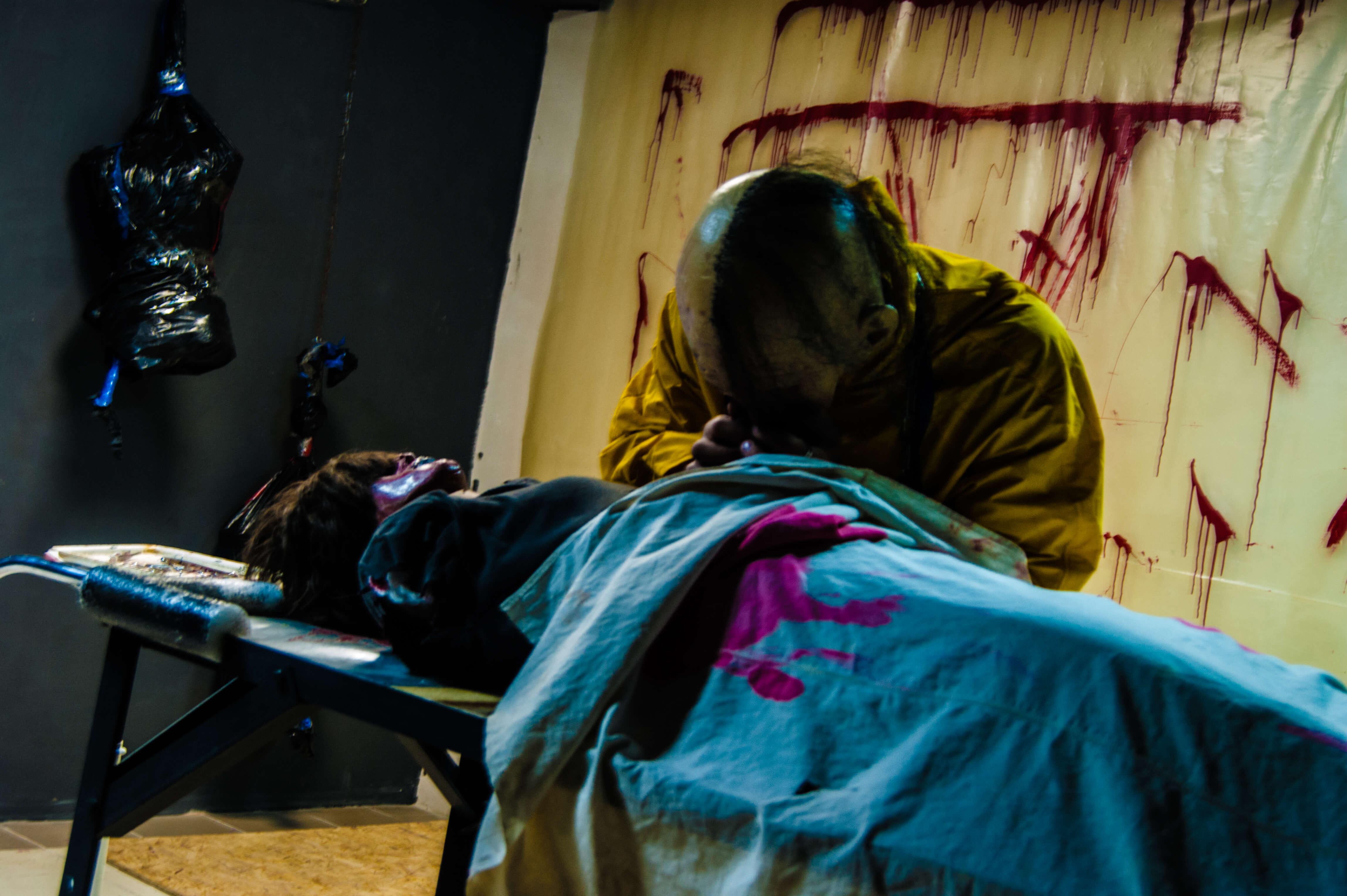 1 Фото квест комнаты Horror Story - История Ужасов в городе Харьков