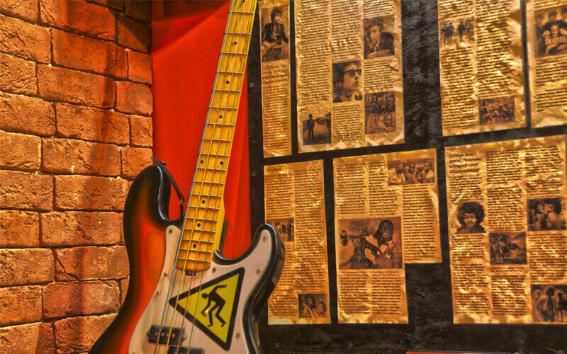 1 Фото квест кімнати Зал слави Rock'n'Roll в місті Київ
