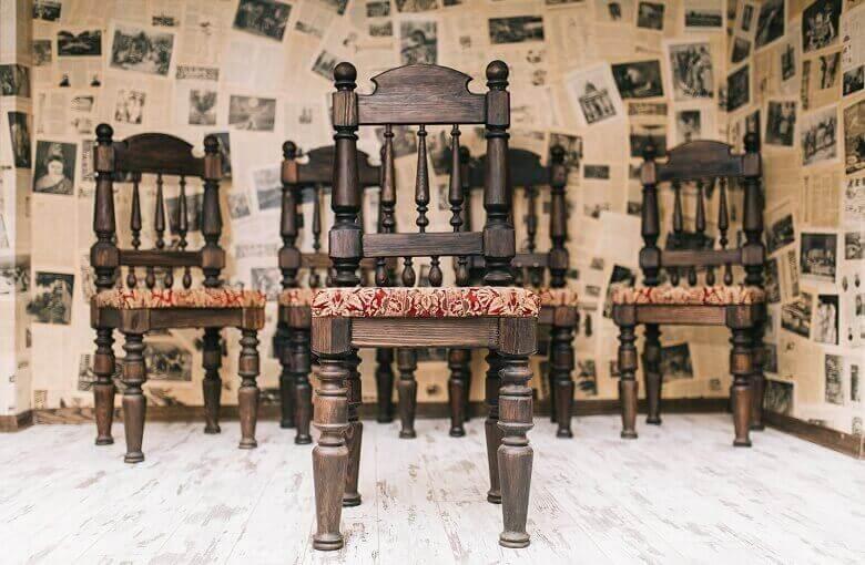 3 Фото квест кімнати 12 стільців в місті Київ