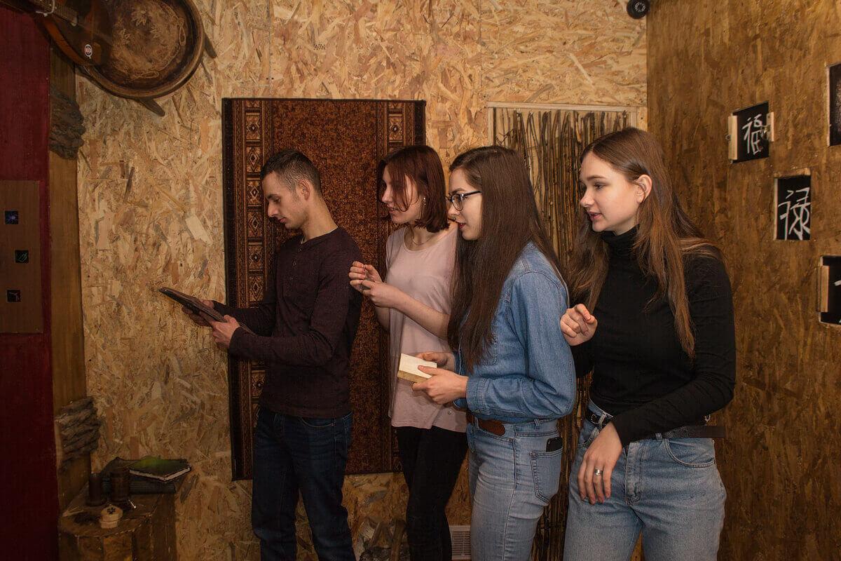 1 Фото квест кімнати Легенда Мольфара в місті Рівне