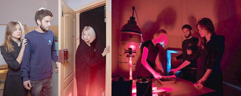 2 Фото квест комнаты Шпионские игры в городе Харьков