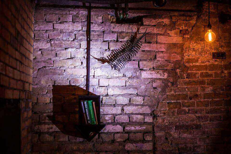 2 Фото квест кімнати Підвал маніяка 2.0 в місті Київ