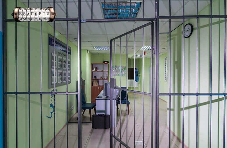 1 Фото квест комнаты РОВД в городе Киев