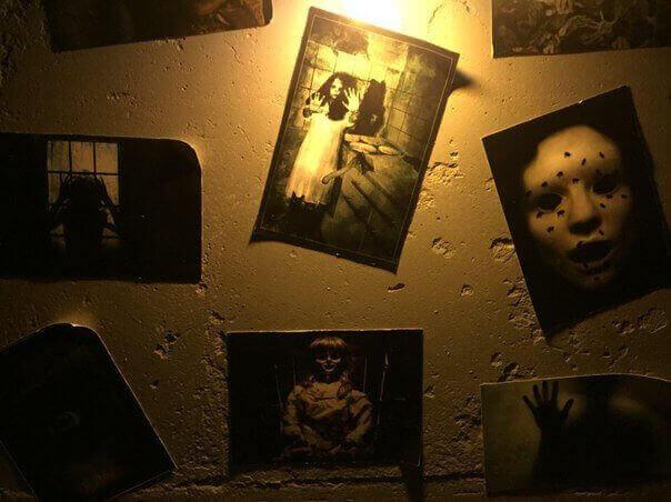 3 Фото квест кімнати Хатина маніяка в місті Дніпро