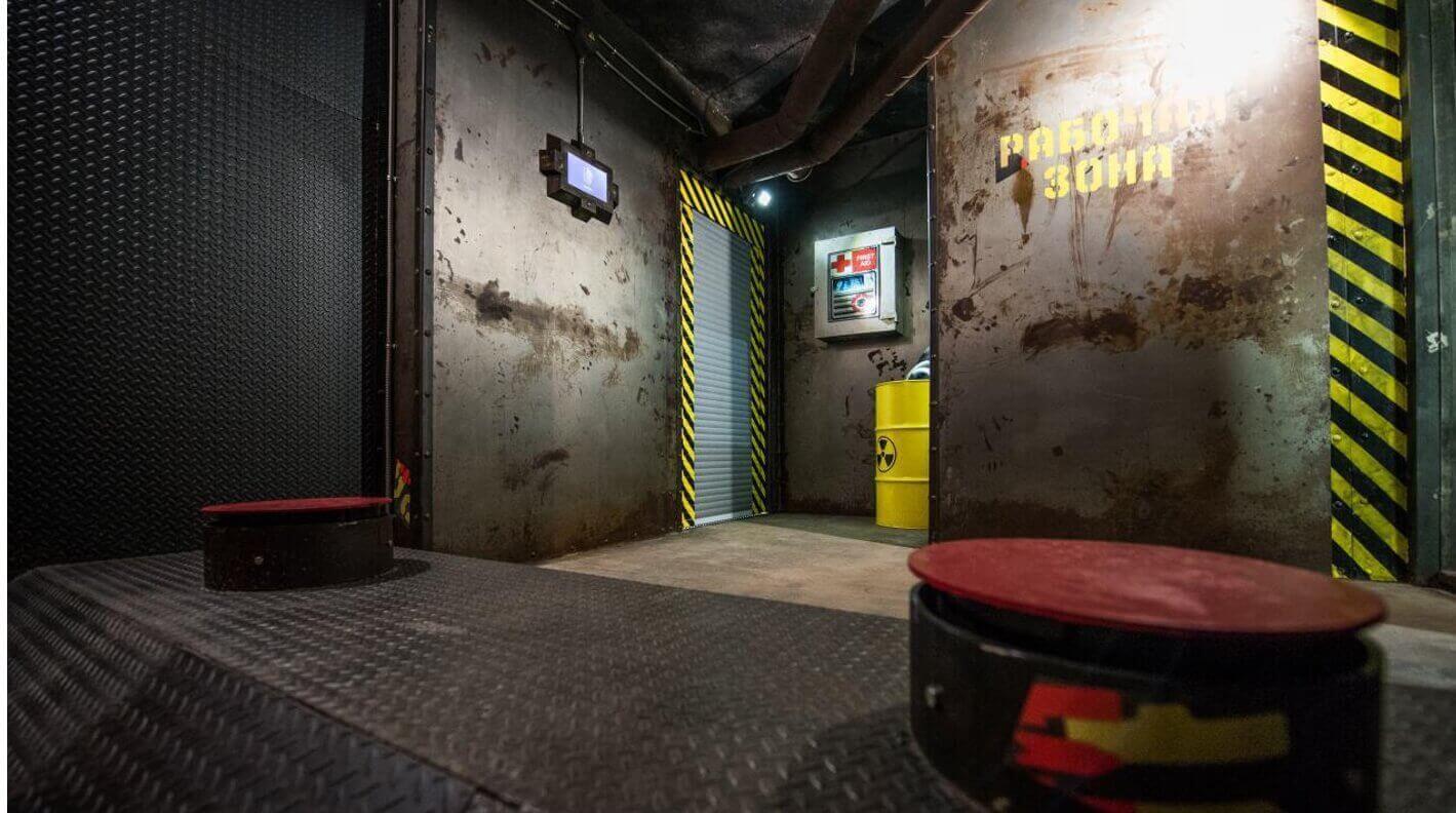 2 Фото квест комнаты Проект Genesis в городе Киев