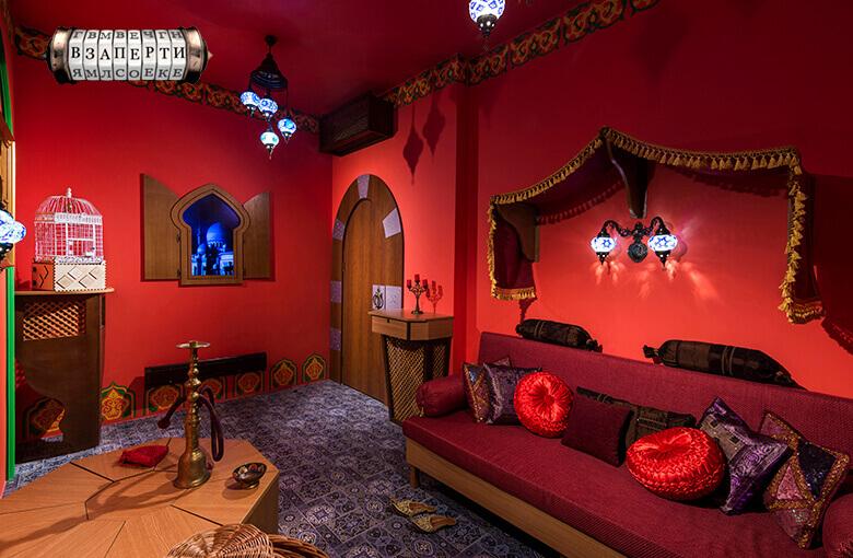 1 Фото квест комнаты 1001 ночь в городе Киев
