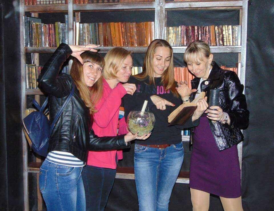2 Фото квест комнаты Амулет чернокнижника в городе Запорожье