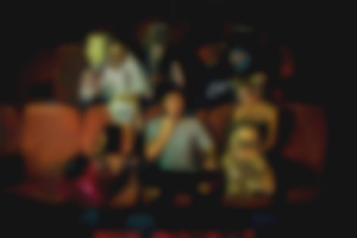 1 Фото квест комнаты Кинотеатр ужасов с актёрами в городе Харьков