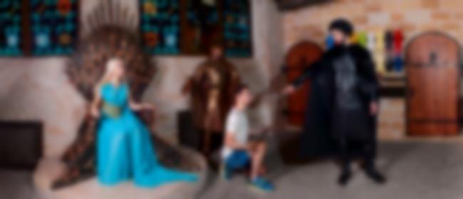 Картинка квест комнаты Игра Престолов в городе Одесса