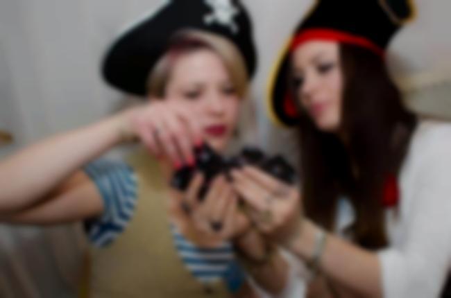 Картинка квест кімнати Чорна мітка в городе Київ