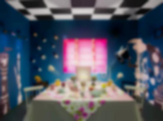 Картинка квест кімнати Слідуй за Білим Кроликом в городе Дніпро