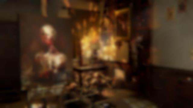 Фото квест комнаты Слои Страха в городе Запорожье