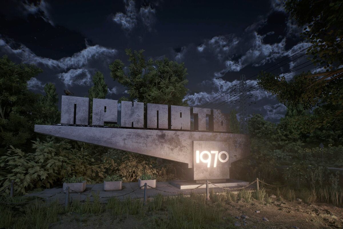 1 Photo quest room Chernobyl (Liuteranska) in the city Kyiv