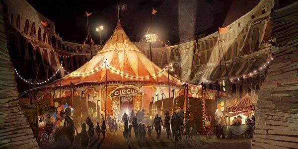 1 Фото квест комнаты Магия цирка (Одесса) в городе Одесса