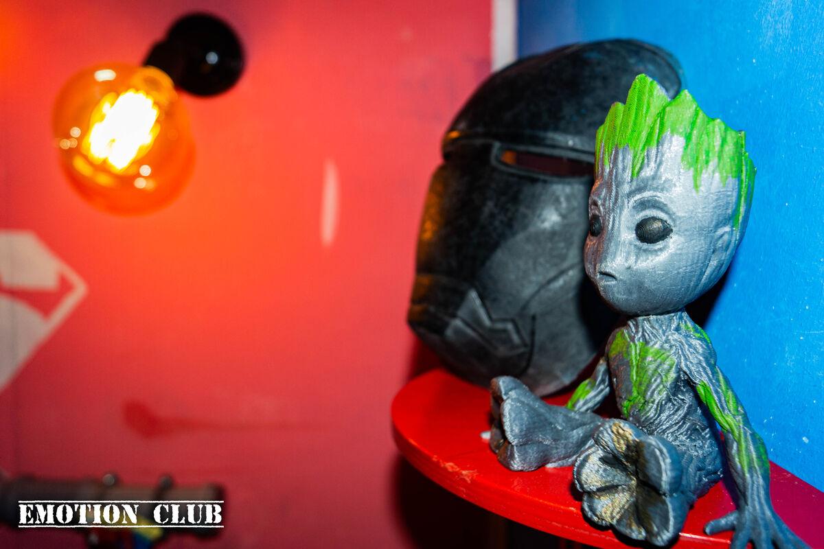 1 Фото квест комнаты Супергеройский квест в городе Павлоград
