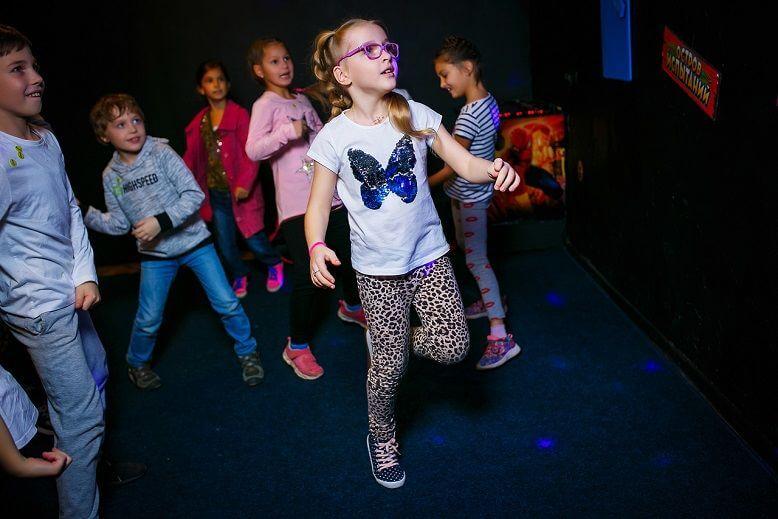1 Photo quest room Children`s quest Portal superheroes in the city Dnepr