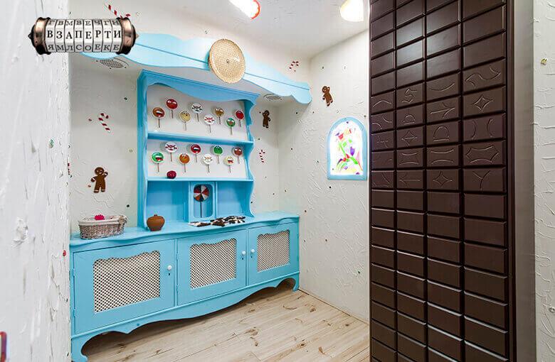 1 Фото квест комнаты Пряничный домик в городе Киев