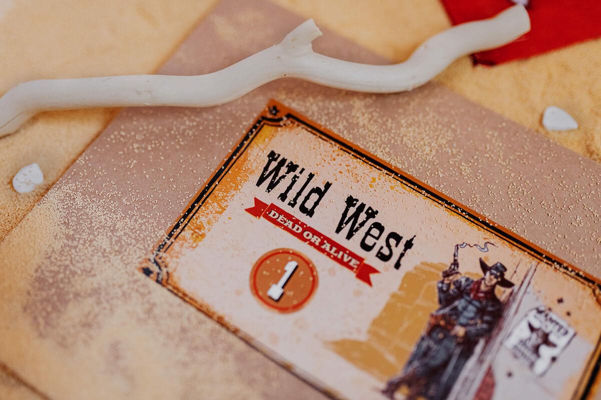 1 Фото квест комнаты Домашний квест-box Wild West в городе Киев