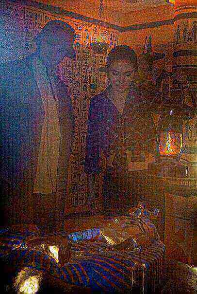 2 Фото квест комнаты Гробница Фараона в городе Полтава