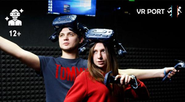 1 Фото квест комнаты Игры в виртуальной реальности (VR) в городе Львов