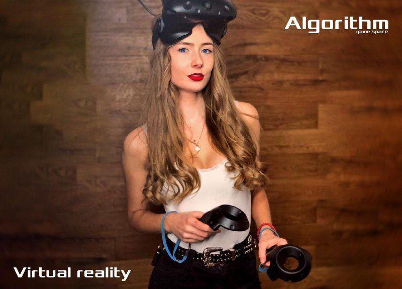 Картинка квест комнаты Virtual reality в городе Одесса