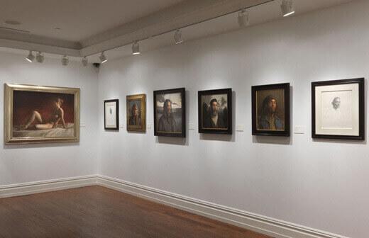 1 Фото квест кімнати Картинна галерея в місті Київ