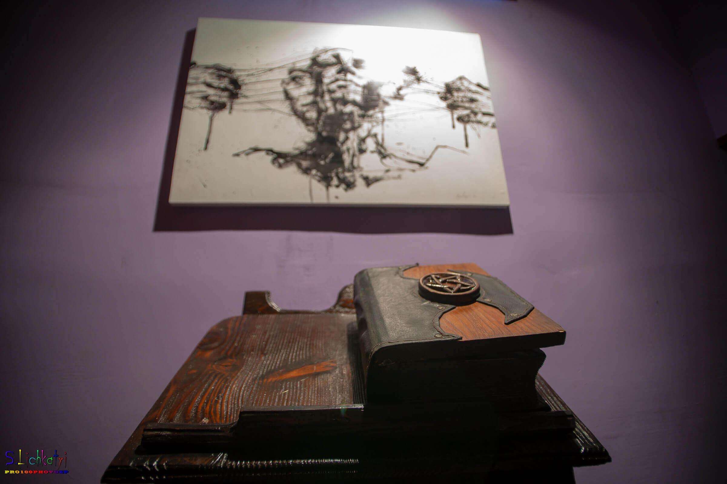 3 Фото квест комнаты Ведьма Сара в городе Запорожье