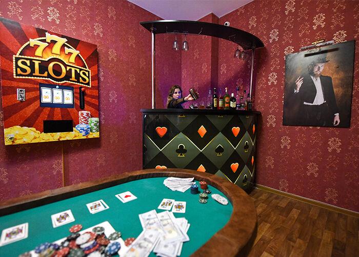1 Фото квест комнаты Игра по крупному в городе Киев
