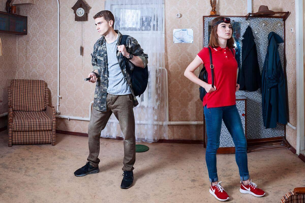3 Фото квест кімнати Сталкер: таємниця Припяті в місті Одеса