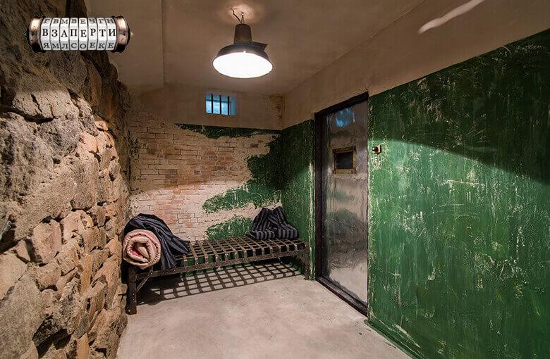 1 Фото квест комнаты Камера №138 в городе Киев