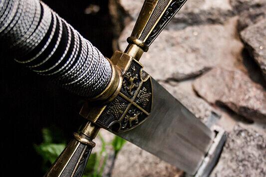 1 Фото квест кімнати Спадщина короля Артура в місті Київ
