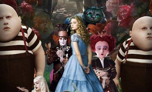 1 Фото квест комнаты Алиса в стране чудес в городе Запорожье