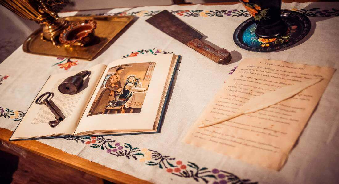 1 Фото квест комнаты Вечера на хуторе в городе Киев